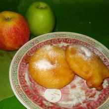 D6 - Beignets pomme
