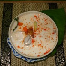 T3 - Soupe poisson
